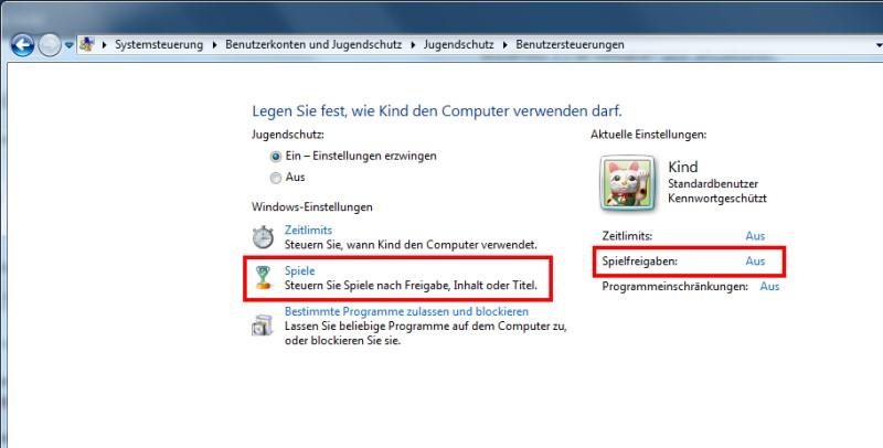 computer und kinder